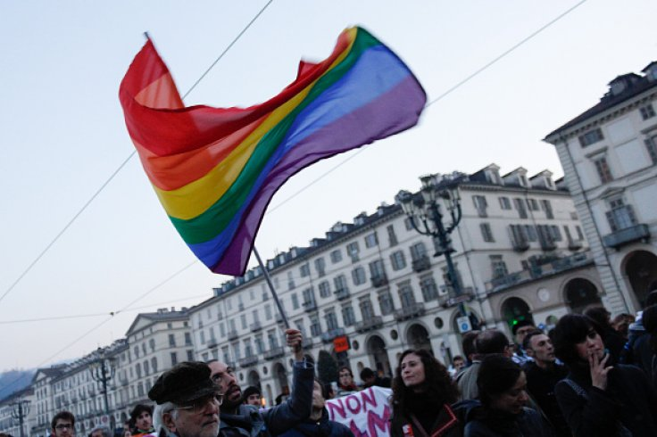 Gay rights Italy