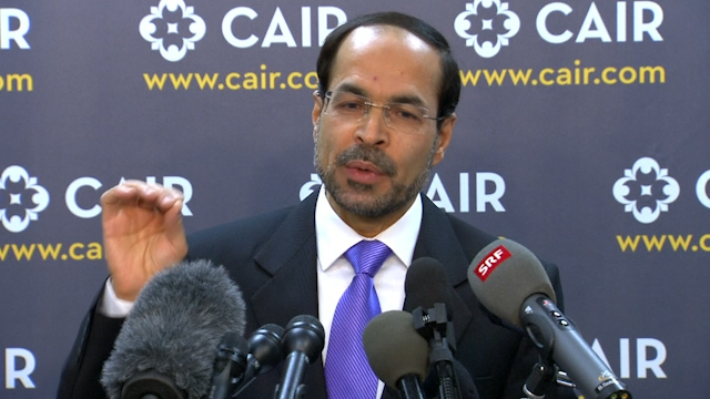 Prominent US Muslim leader calls for unity