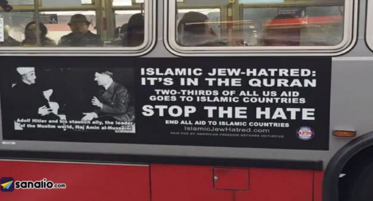 anti-Islam ads San Francisco