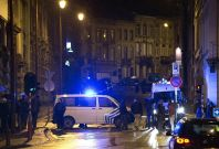 Belgium Verviers Raid