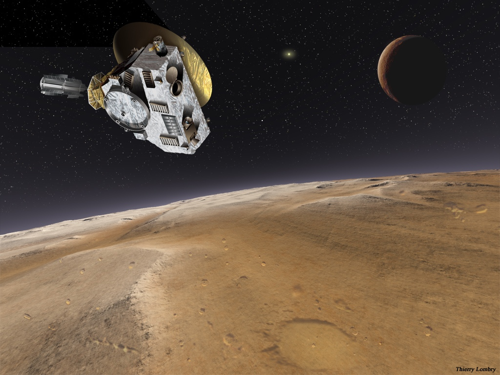Nasa's New Horizons Pluto mission powered by same chip as ...