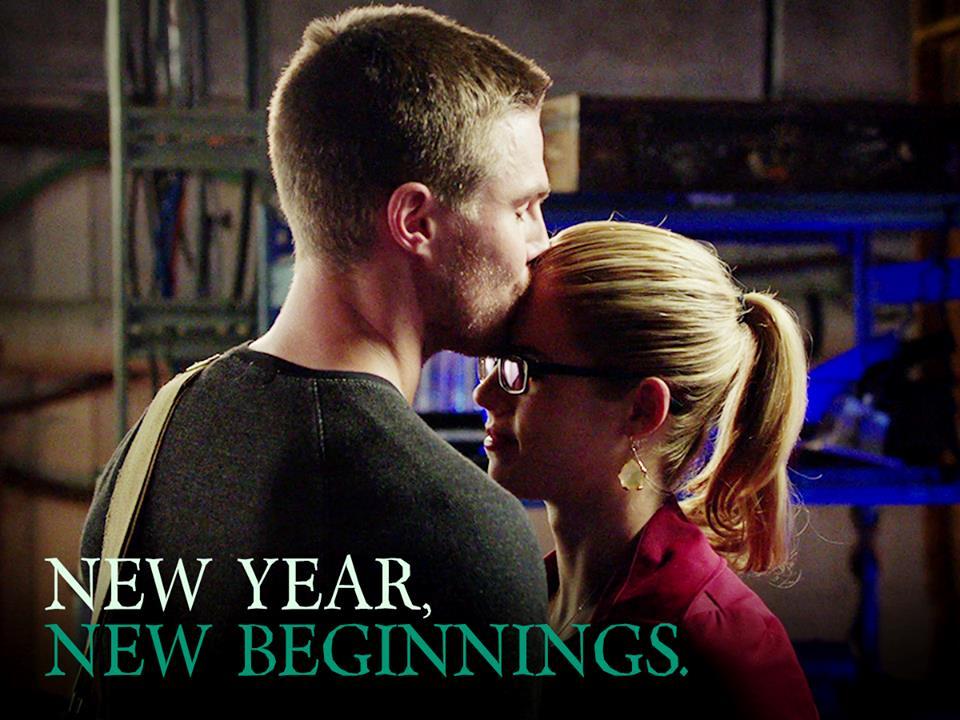 Arrow Season 3 Oliver felicity