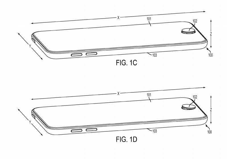 iphone 7 gaming patent apple joystick