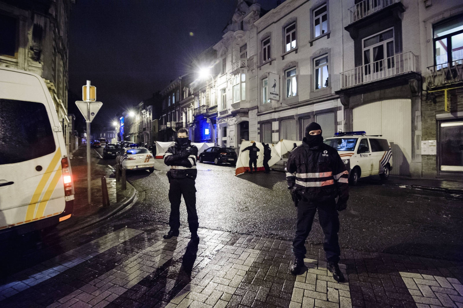 Belgium Verviers Raid: Police avert 'Charlie Hebdo style' attack