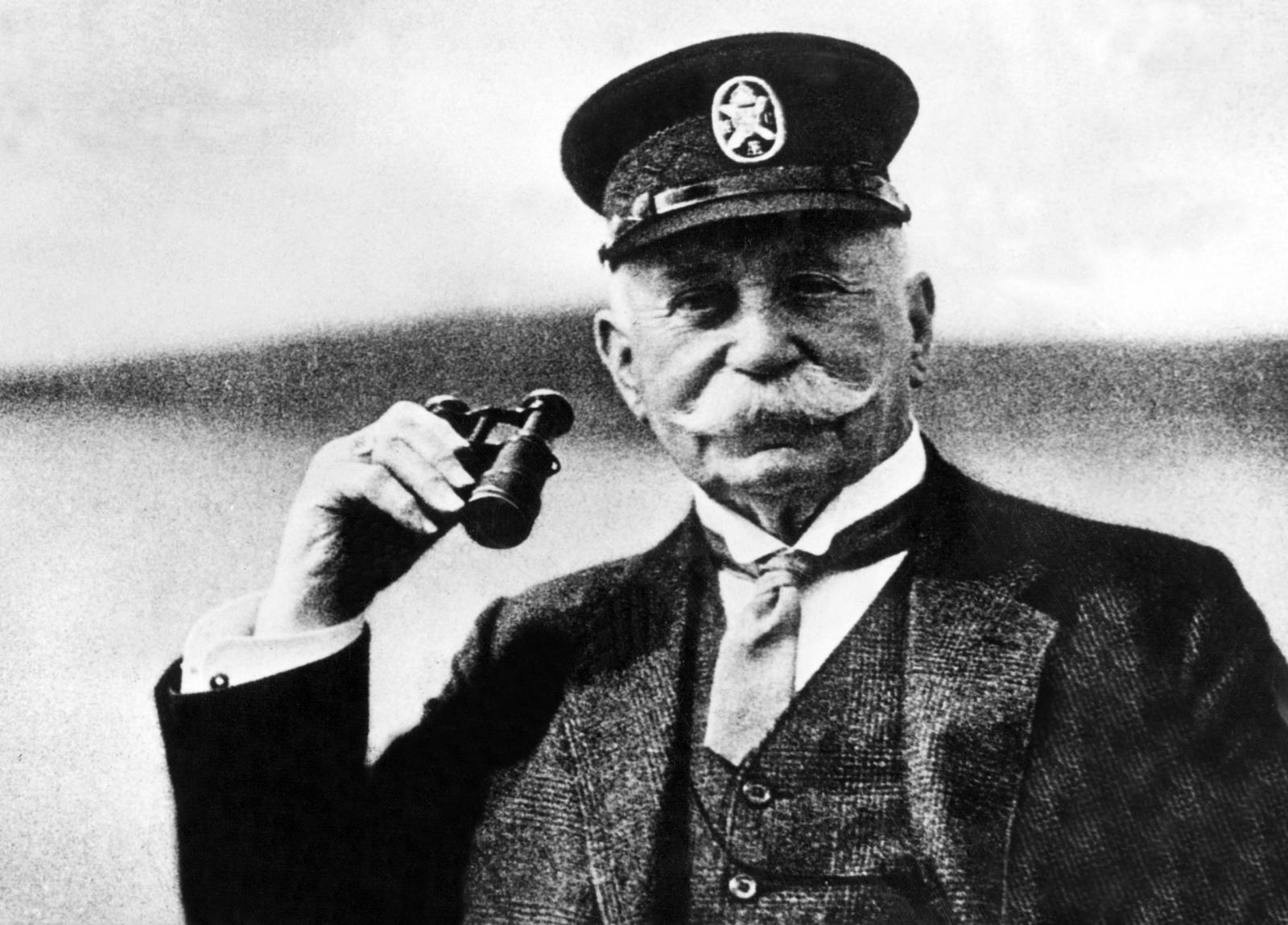 Count Ferdinand von Zeppelin