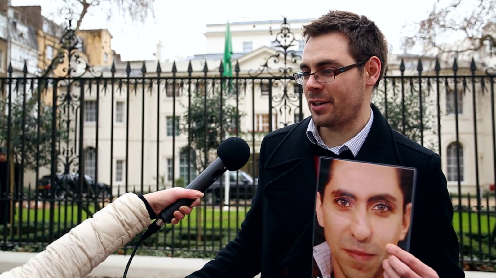 Saudi Arabia Raif Badawi's flogging: Corporal punishments are 'designed to scare people'