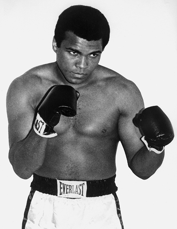 Muhammad Ali: Iconic boxer dies at 74