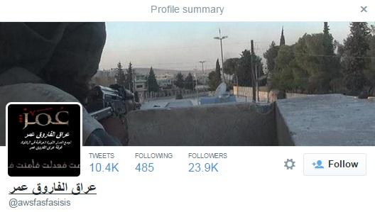jihadist twitter anonymous #opcharliehebdo