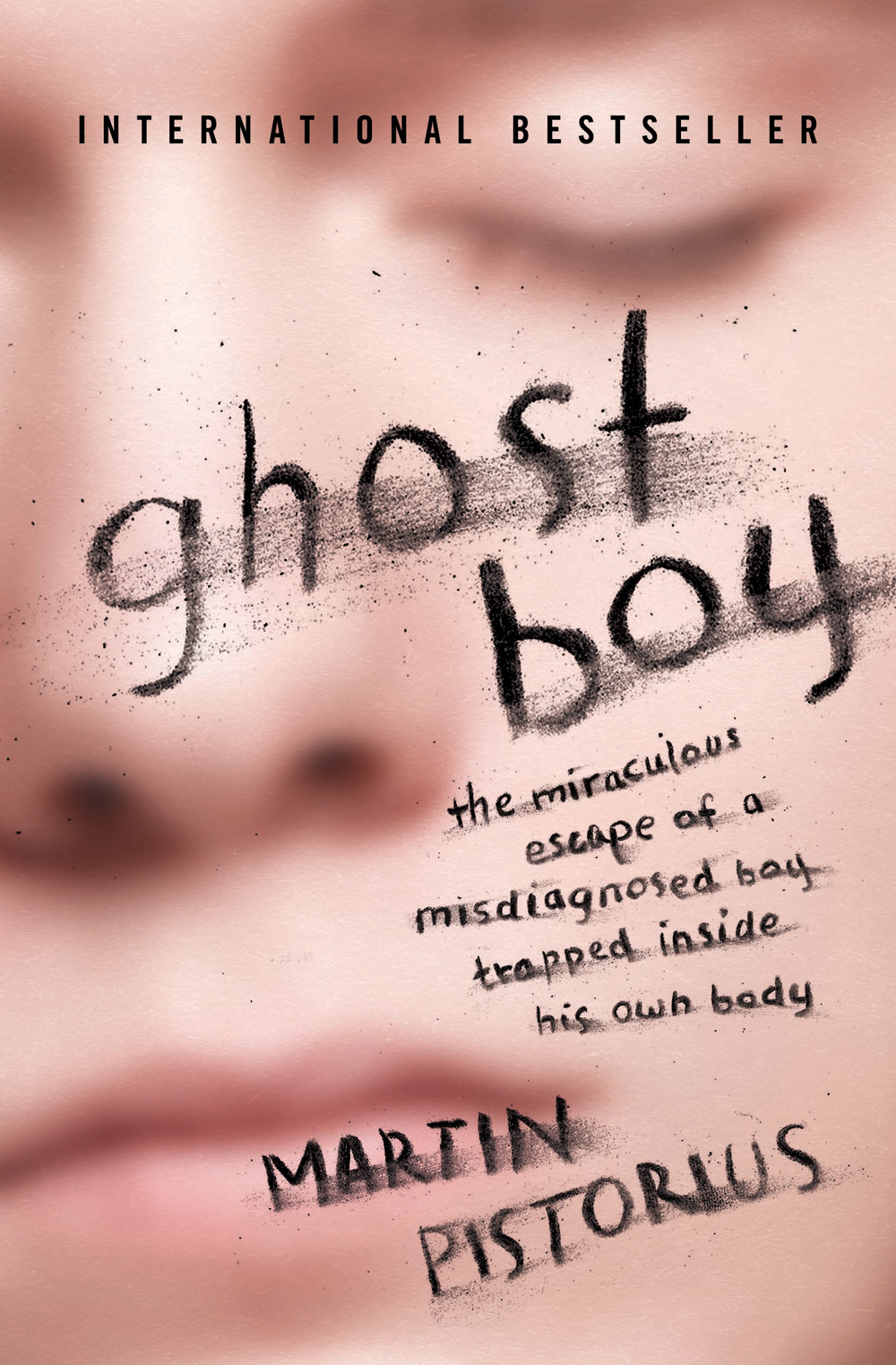 Ghost Boy: How Martin Pistorius escaped the prison of his body