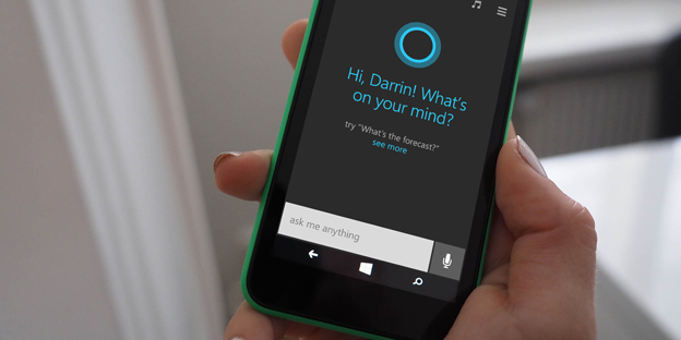 Unofficial Cortana port on Android