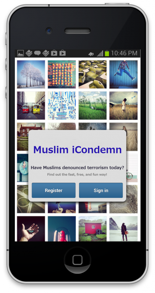 iCondemn: App to curb Islamophobia and help Muslims to denounce terror attacks