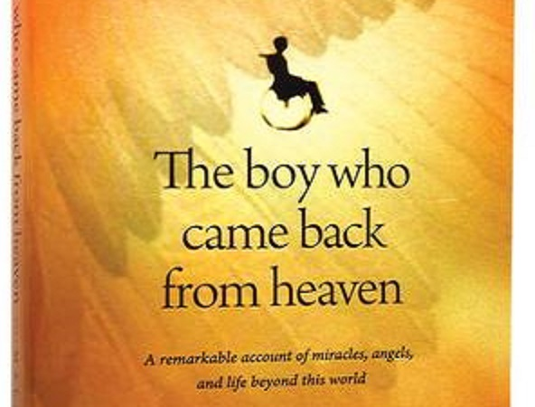 The boy who went to heaven and then returned has admitted it never happened