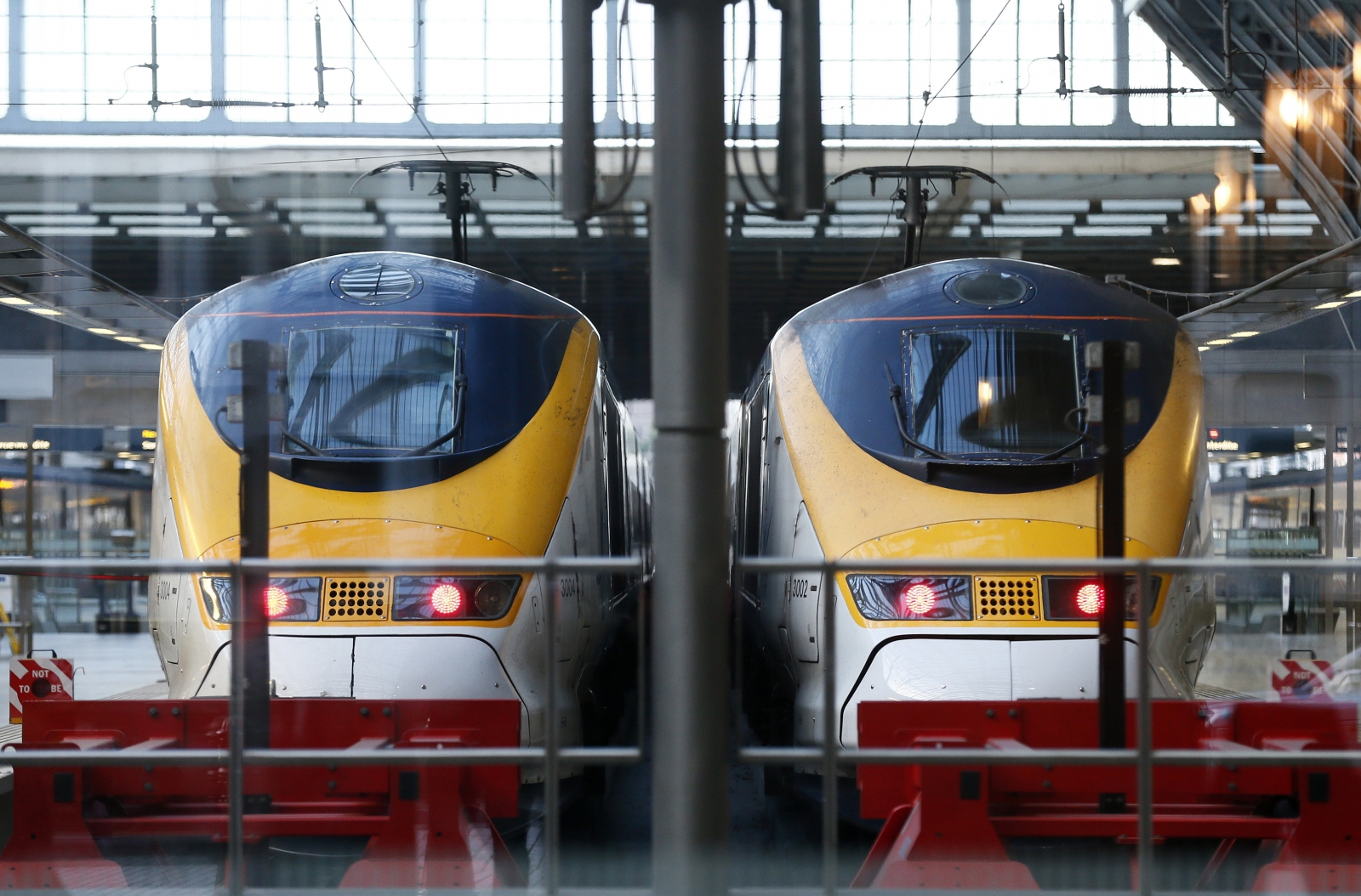 London Channel Tunnel