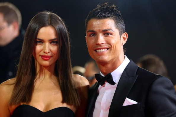 Cristiano Ronaldo and Irina Shayk split