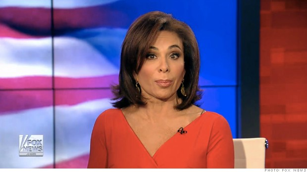 Jeanine Pirro apologises on air for a broadcast in which Birmingham was described as a 'no-go area' for non-Muslims.