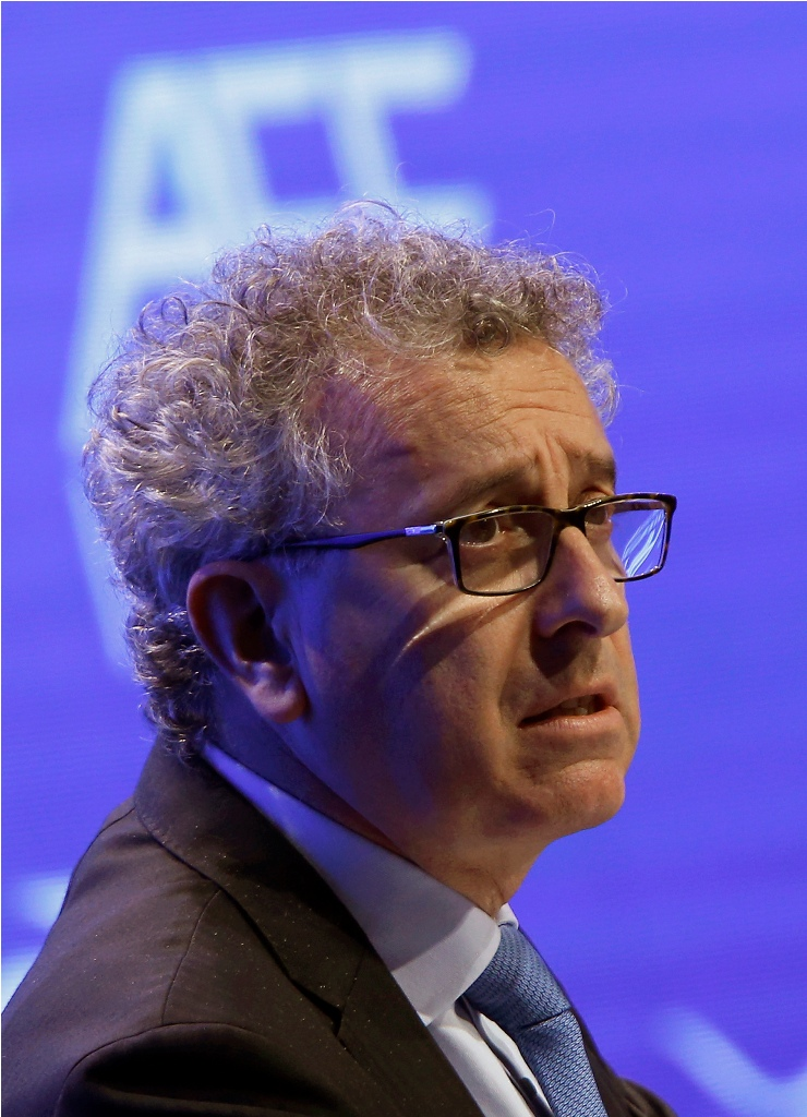 Luxembourg Finance Minister Gramegna