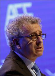 Luxembourg Finance Minister Gramegna