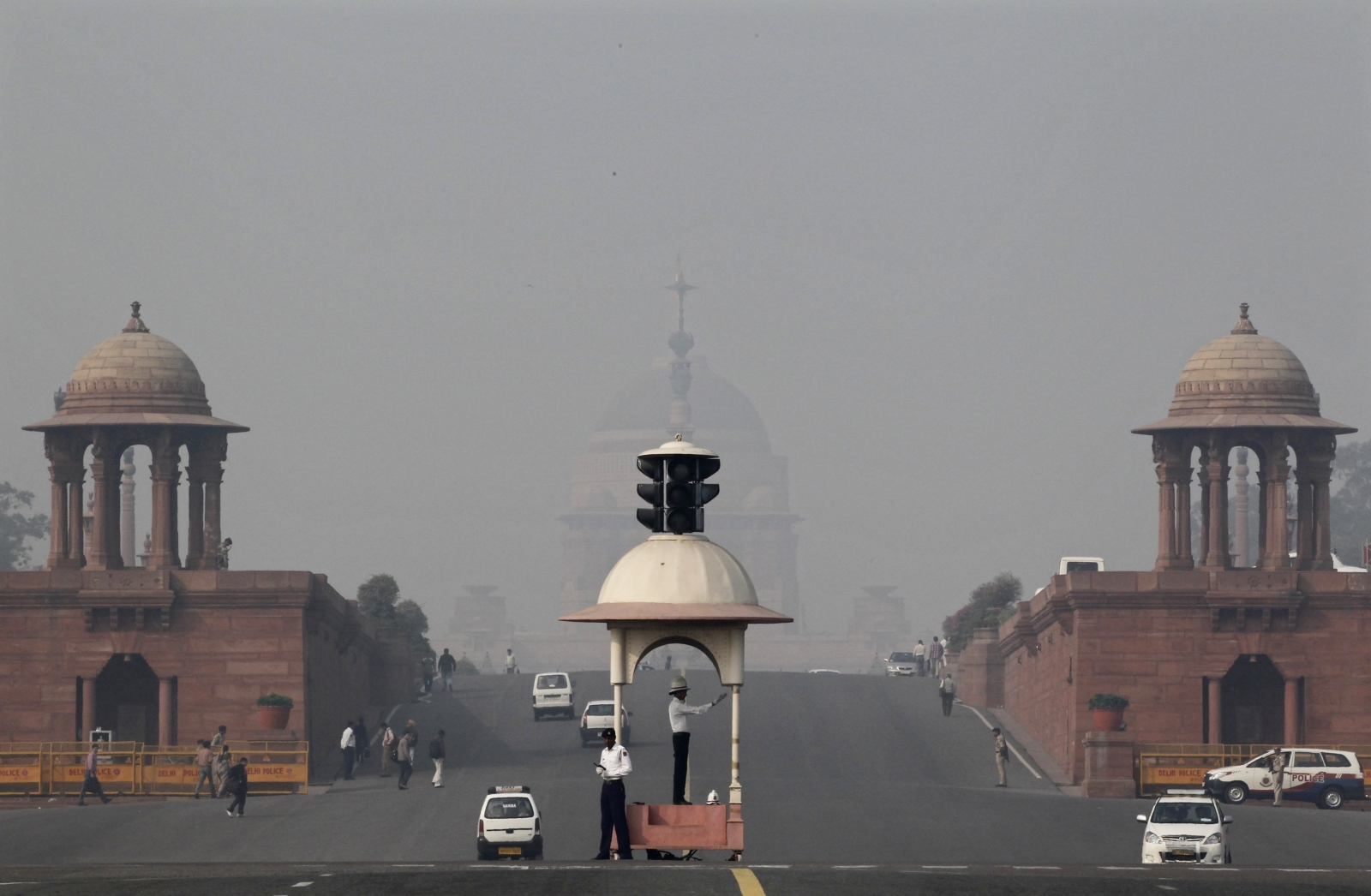 India: Despite hard evidence government refuses to act against vehicular pollution