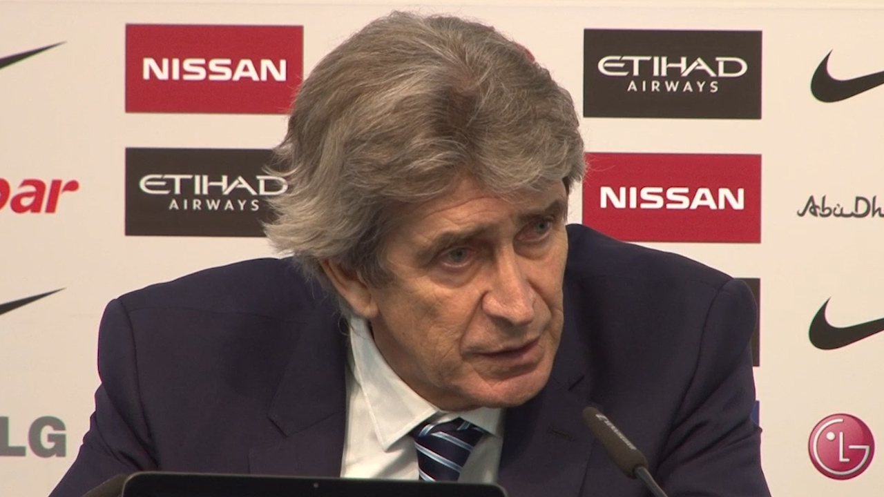 Manuel Pellegrini: We must close the gap against Chelsea