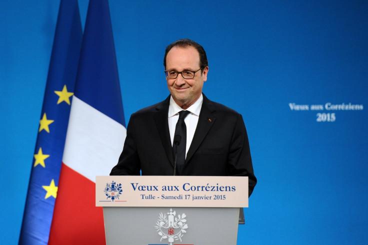 Francois Hollande Charlie Hebdo