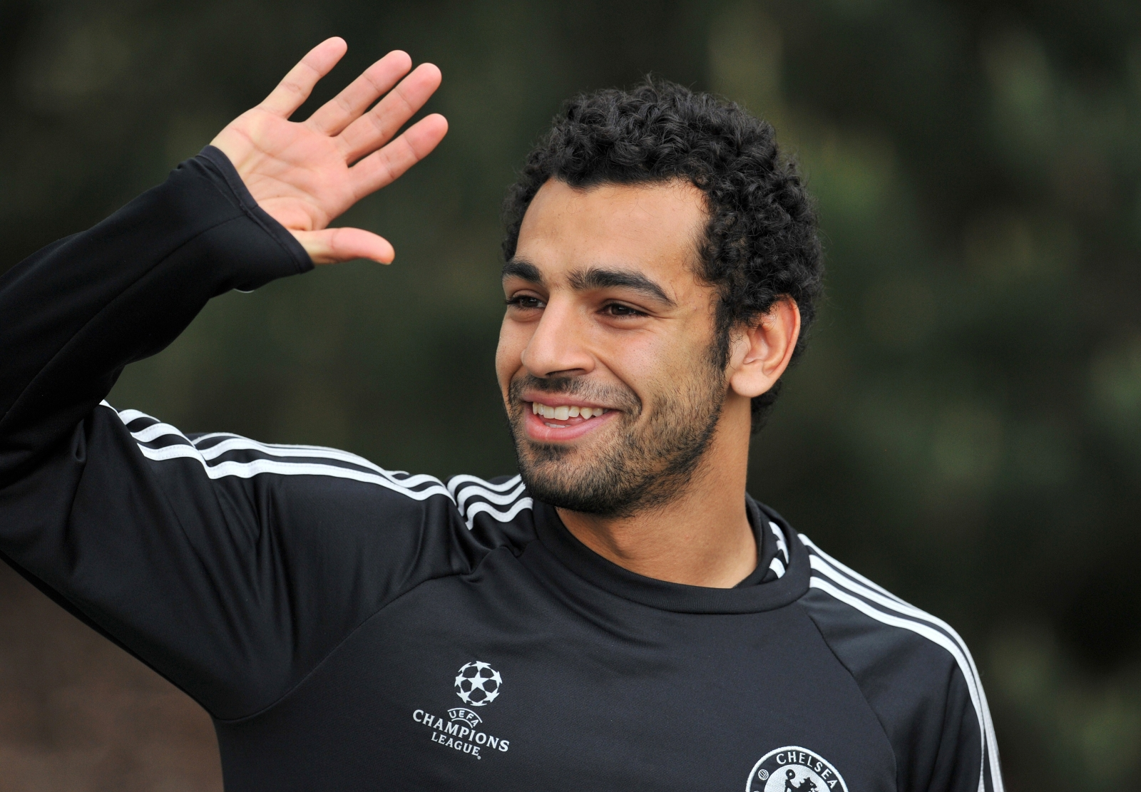 Chelsea winger Mohamed Salah rubbishes exit claims made by ...
