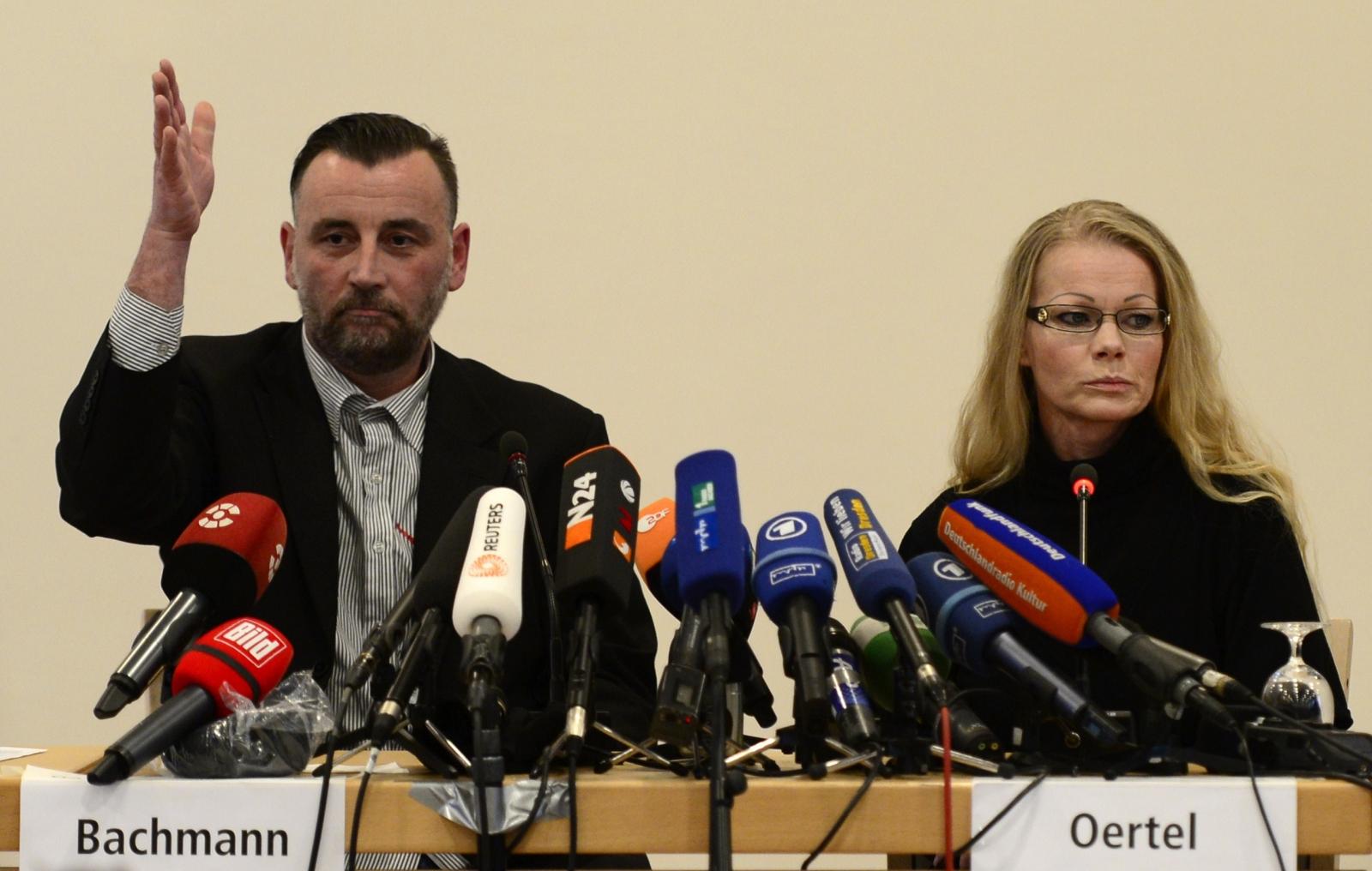 Pegida's leader Lutz Bachmann Anti-Islam germany