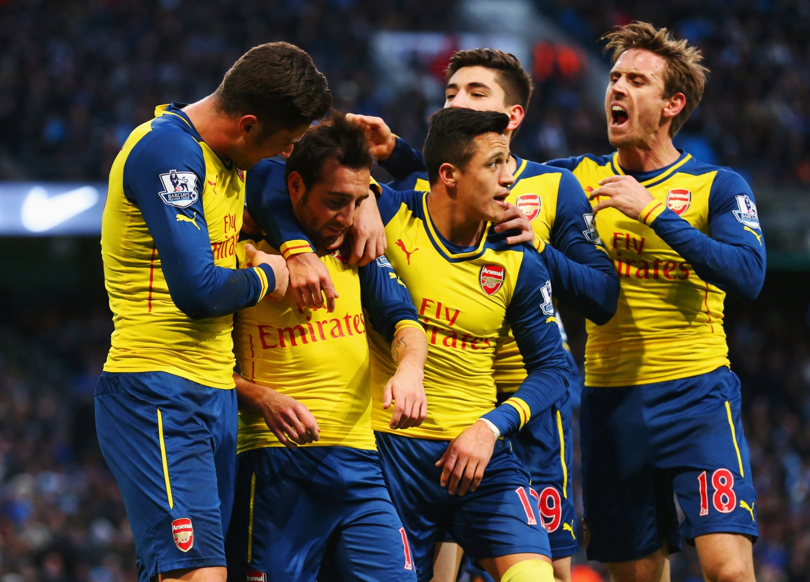 Sport Spotlight: Is victory over City the turning point for Arsenal?