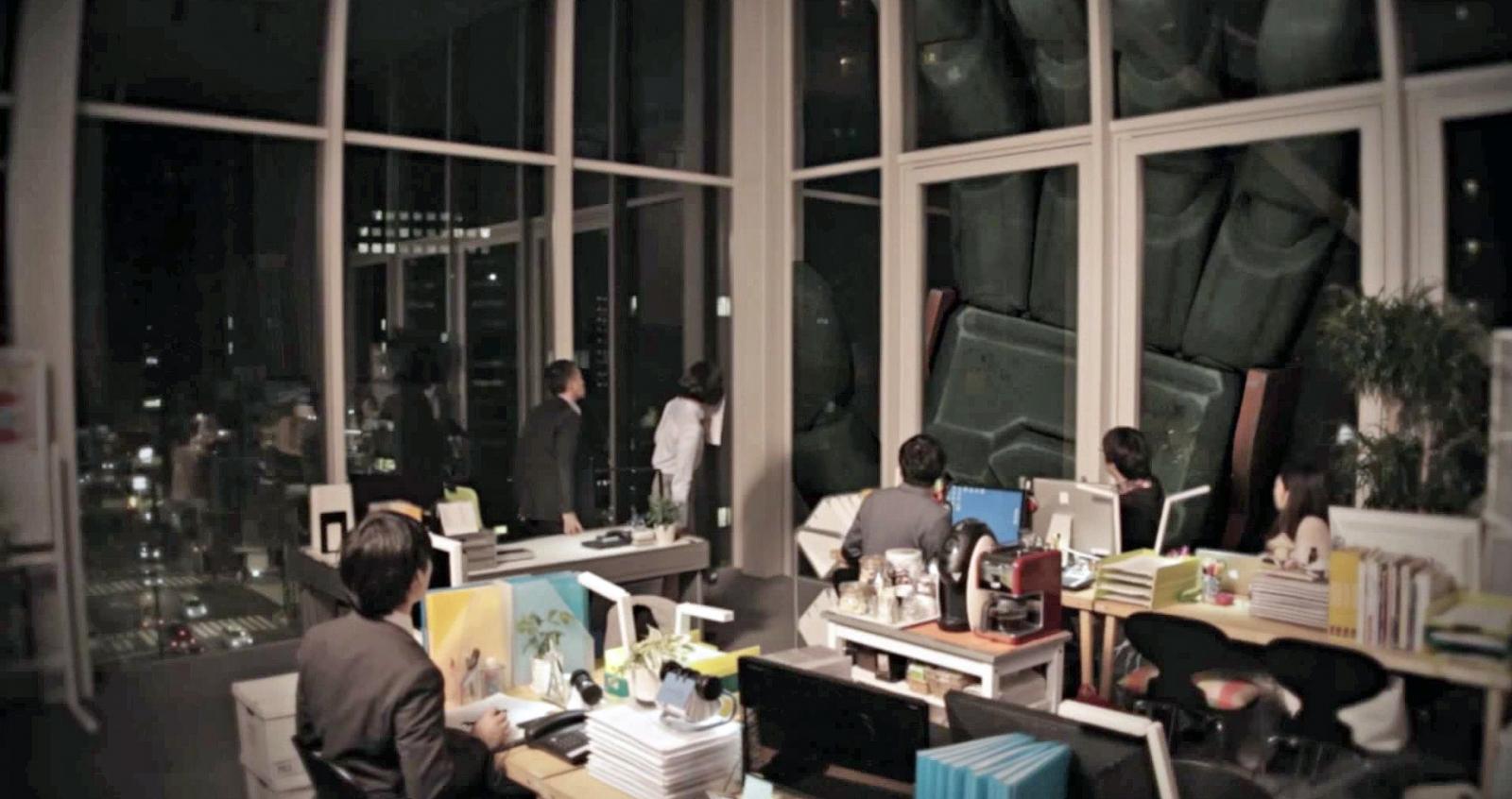 Mobile Suit Gundam Watch Japanese Office Workers Freak