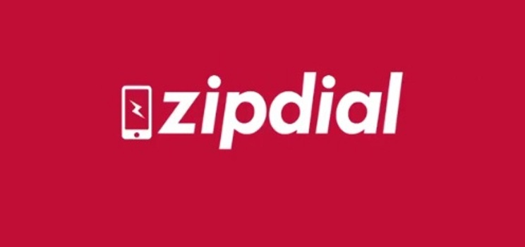 ZipDial Logo
