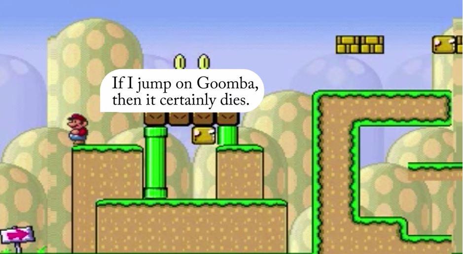 Mario Lives AI