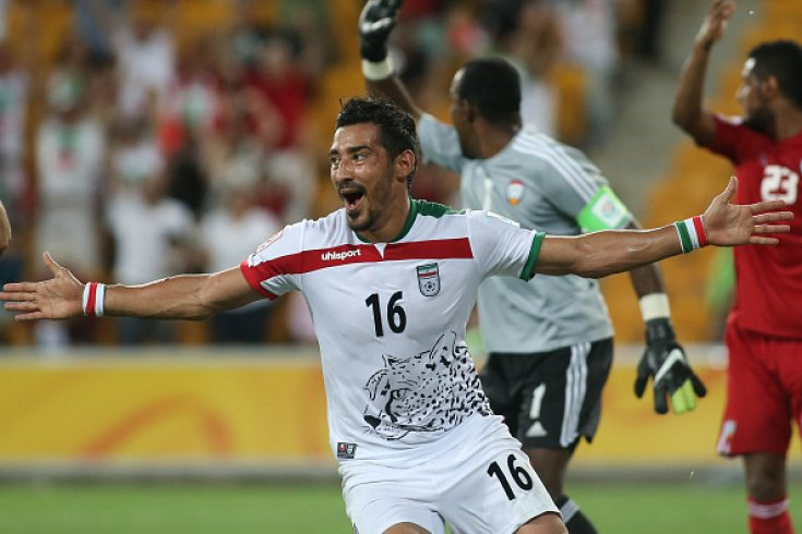 Iran Asian cup