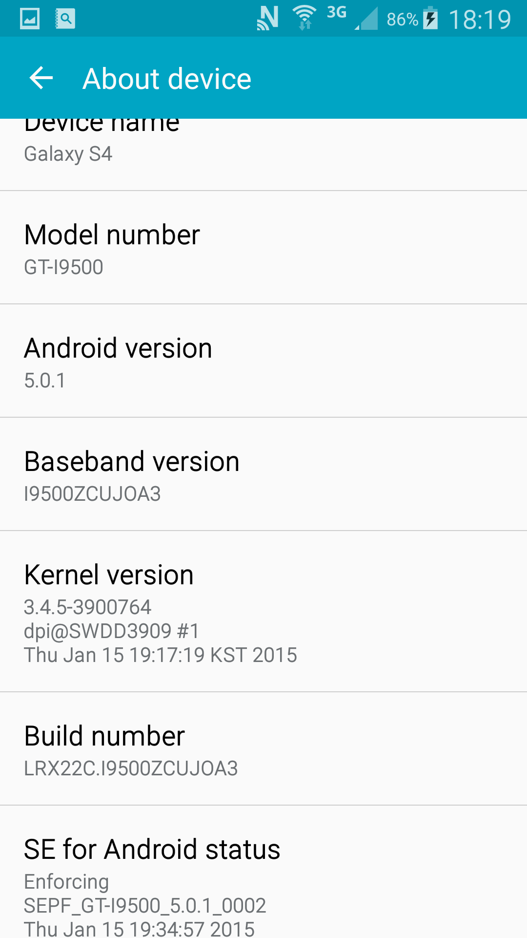 Android 5.0.1 Lollipop official build (LRX22C) leaks for Galaxy S4: How to install
