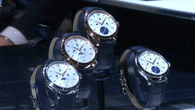 Swiss fine watchmakers to raise prices after franc increase