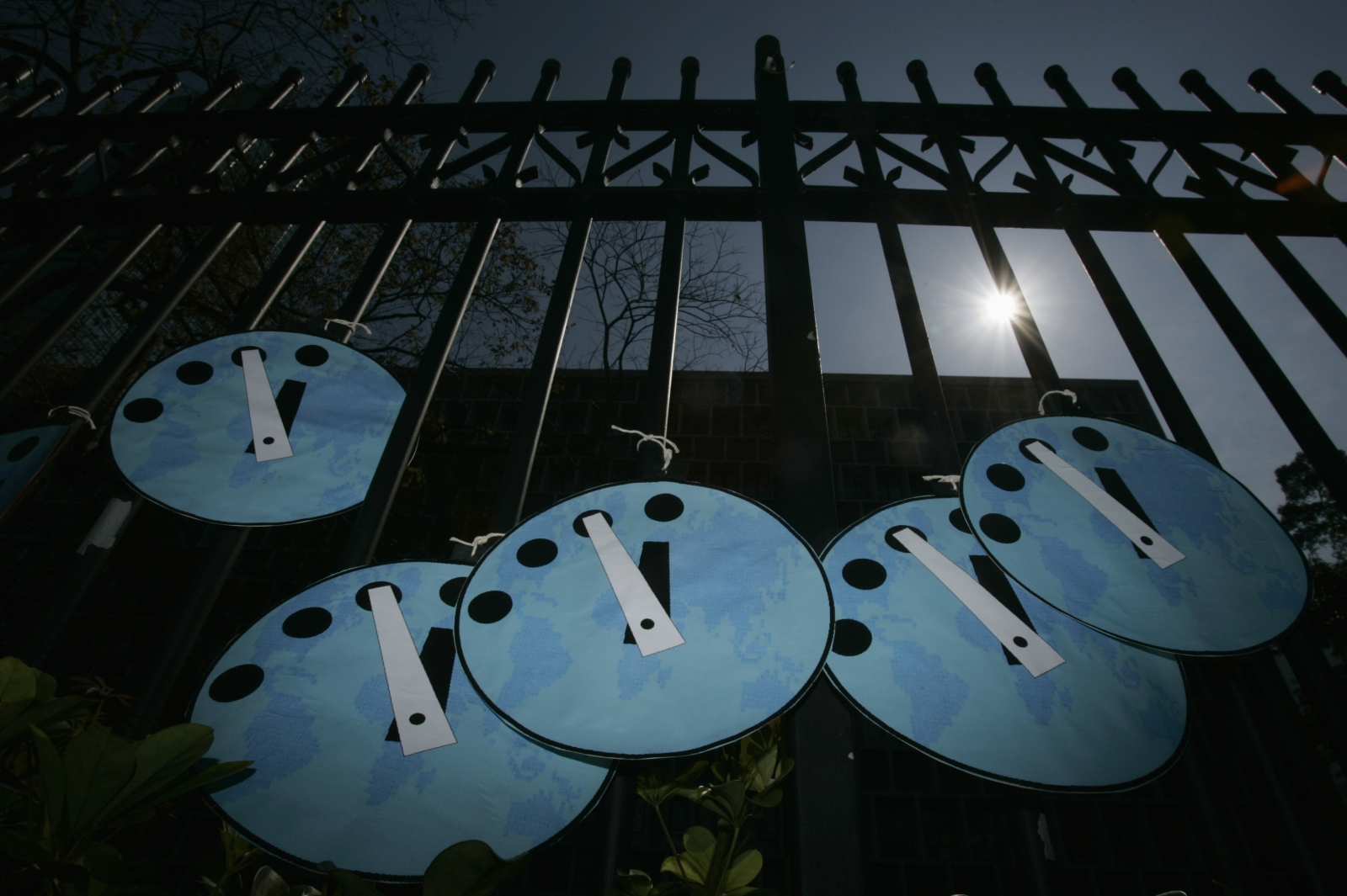 The Doomsday Clock is ticking - will it go forward to four minutes to midnight this year?