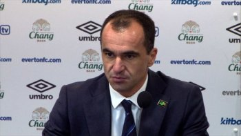 Roberto Martinez defends Kevin Miralles over missed penalty