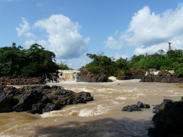 Djerem river
