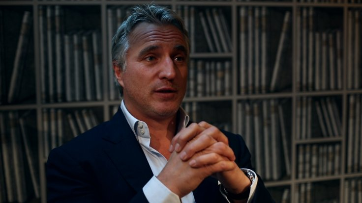 David Ginola: Fifa member associations interested in supporting bid to oust Sepp Blatter