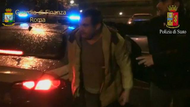 Italian police break up major Calabrian mafia drug ring