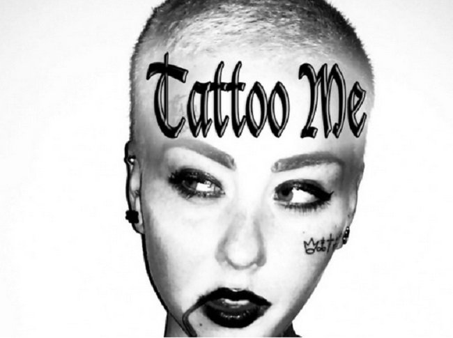 Illma Gore wants to tattoo strangers' names to her skin