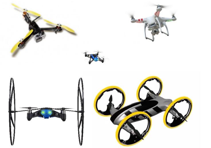 DRONES toy fair 2015