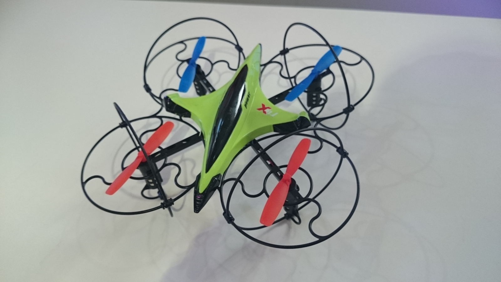 x-voice drone flying gadgets