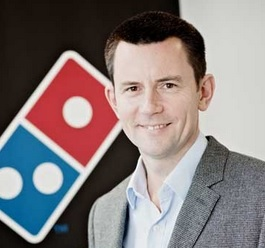 Domino's Pizza CFO Sean Wilkins has resigned