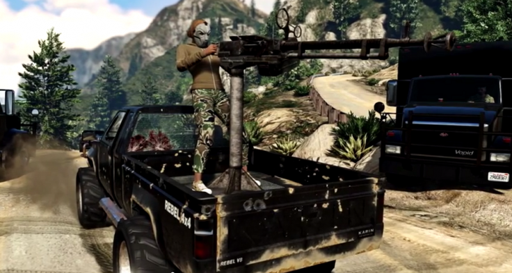 GTA 5 Online Heists: All leaked vehicles with pictures