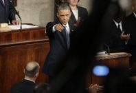 State of the Union address: Obama vows to hunt down terrorists from \'Pakistan to Paris\'