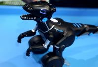 Voice-controlled drones and robot dinosaurs: London Toy Fair 2015 highlights
