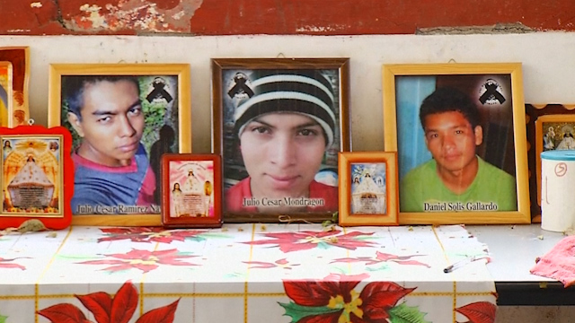 Results show no DNA match of remains for most missing Mexico students