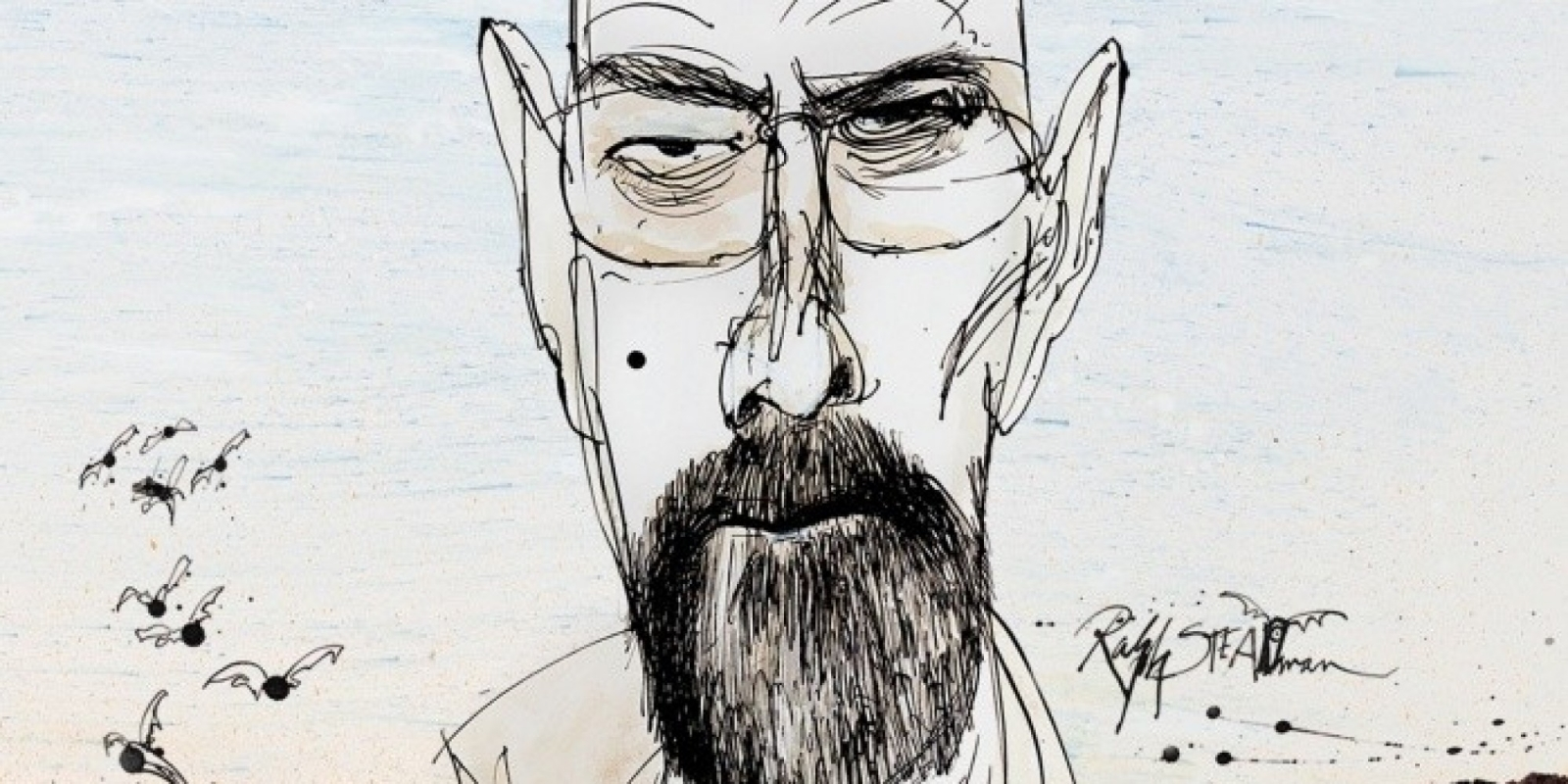 Breaking Bad Ralph Steadman
