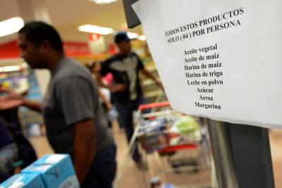 venezuela shortages