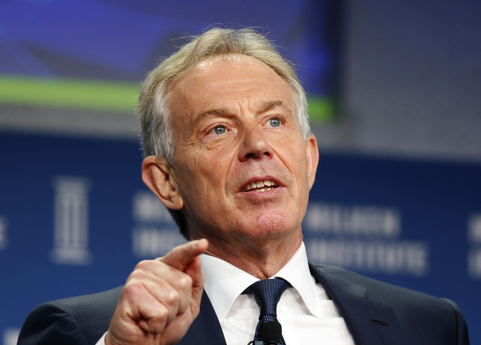 "Tony Blair insists Chilcot inquiry delays ""not my fault"""