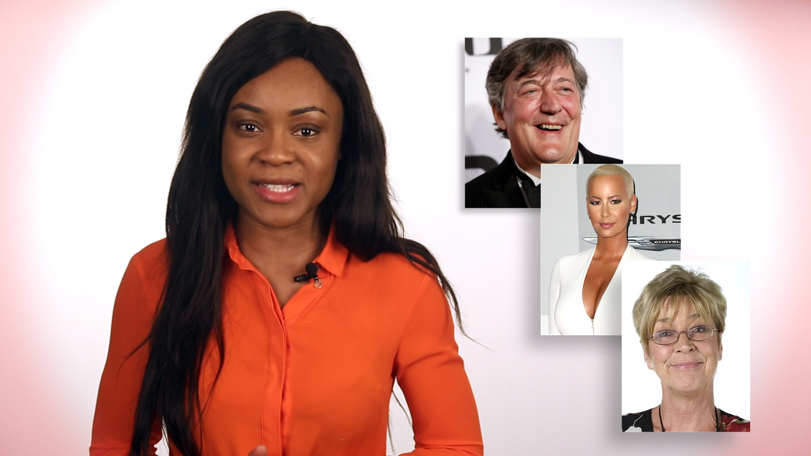 A-List Insider: Stephen Fry gets married, Amber Rose breaks the internet